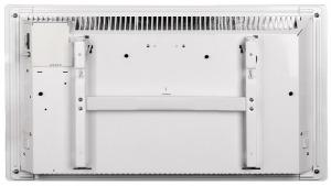 Wimpel Glassovn WiFi 600W hvit, dag- og nattsenkning