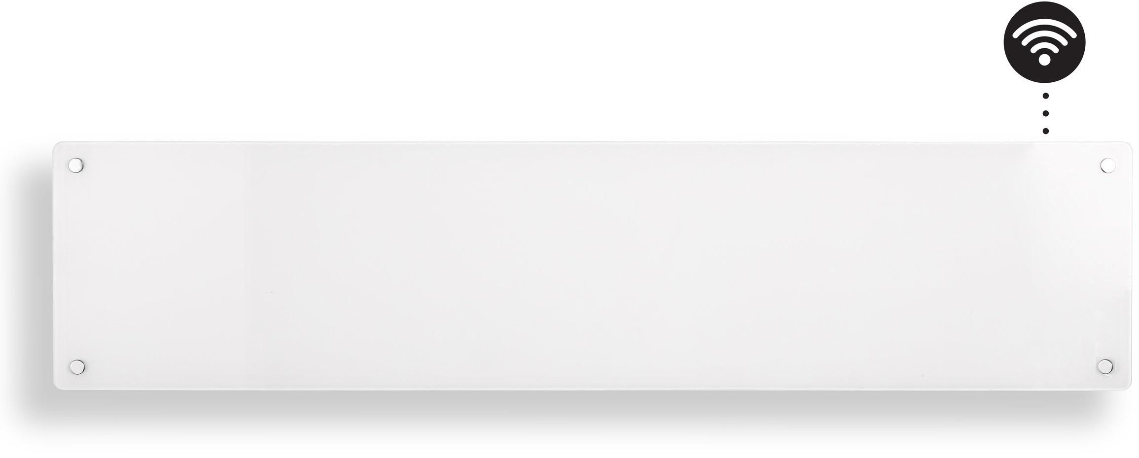 Wimpel Glassovn WiFi 800W hvit, dag- og nattsenkning