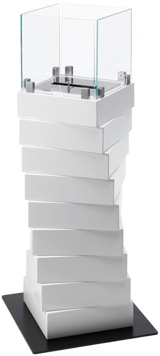 Wimpel Horus Rubrik gulvmodell høy hvit