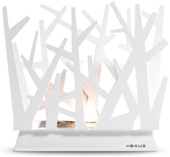 Wimpel Horus Steeltree bordmodell hvit