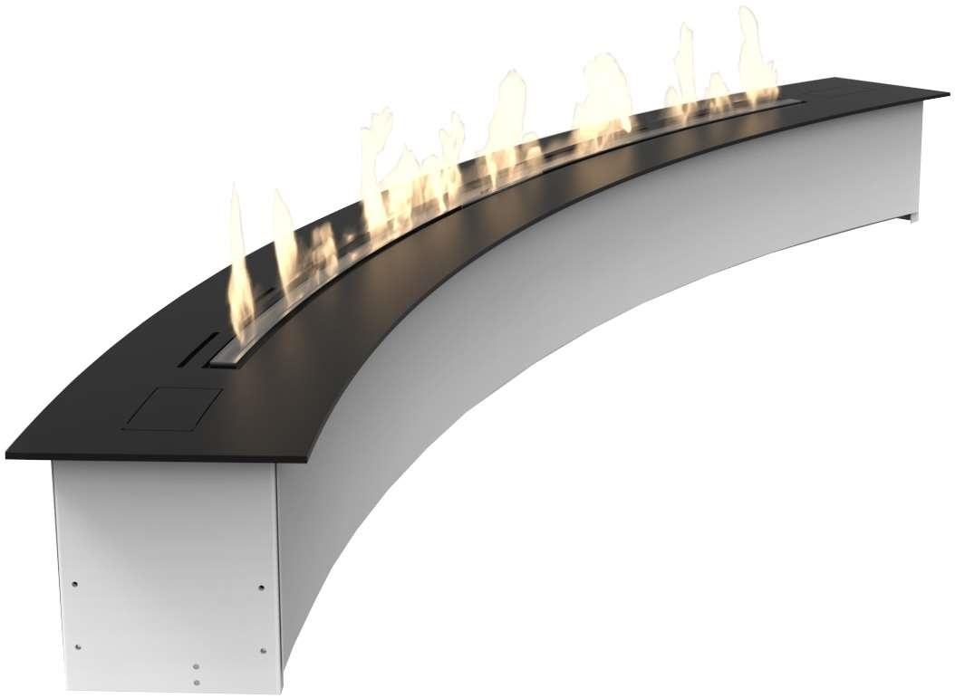 Wimpel Denver Curved 200 e-Ribbon innsats, elektronisk