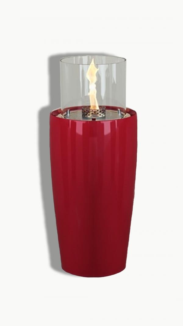 Wimpel Nice Round gulvmodell rød