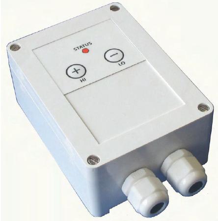 Wimpel POT 1500W IP55