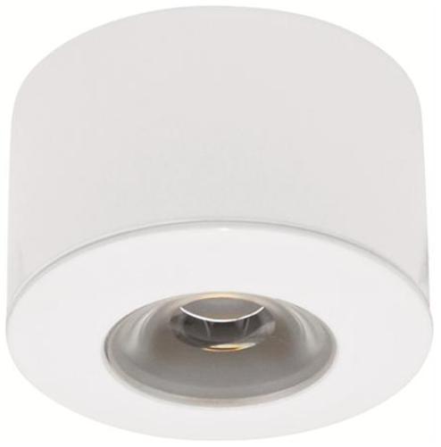 LED Kubbe MD-45 – 1,2W hvit IP21
