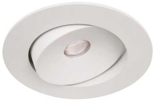 LED Mars MD-96-38 – 10W hvit IP21