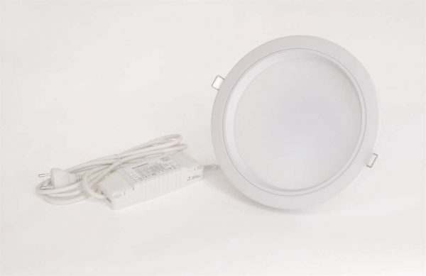 LED Sol 4359 – 54W hvit IP21