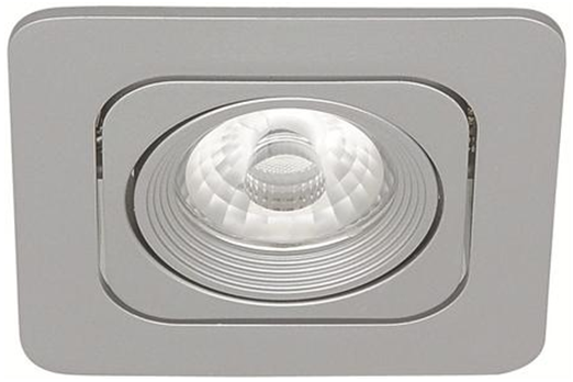 LED Square Planet MD-125 – 6W satin IP21