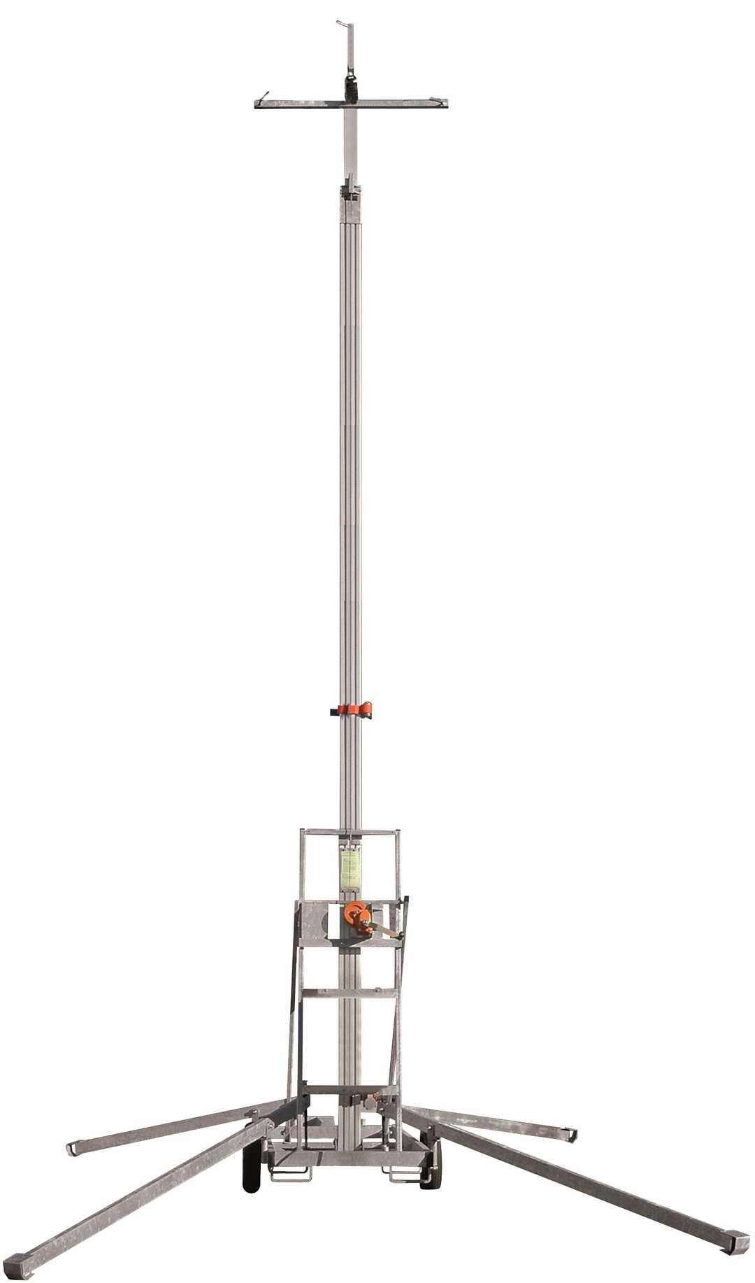 Wimpel Belysningsmast 5-12m
