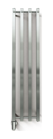 Dryson Mikado B34 x H140 børstet stål