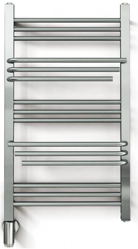 Dryson Nivå B55 x H100 børstet stål