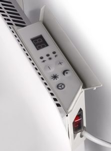 Eker Design 1000W hvit, dag- og nattsenkning