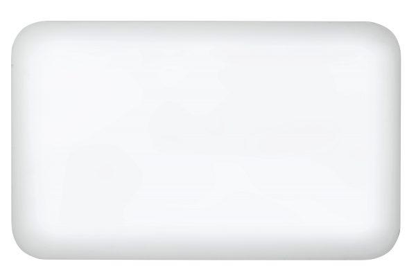 Eker Design 600W hvit, dag- og nattsenkning