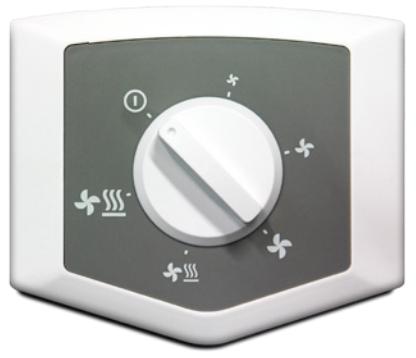 Comfort-E tilbehør: Kontrollmodul med panel SM