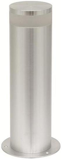 LYRA pullert – 2,45W LED IP65 aluminium