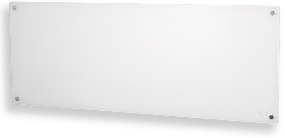 Wimpel Glassovn 1200W hvit, dag- og nattsenkning
