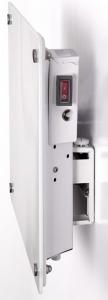 Wimpel Glassovn 300W hvit, elektronisk termostat