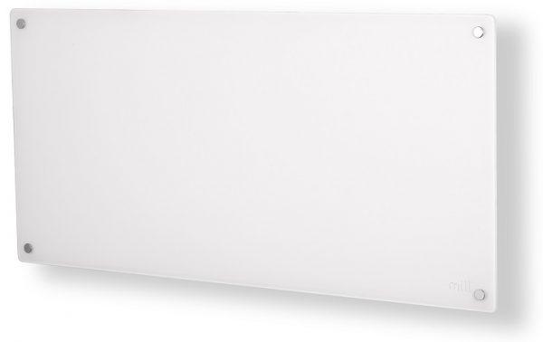 Wimpel Glassovn 900W hvit, dag- og nattsenkning
