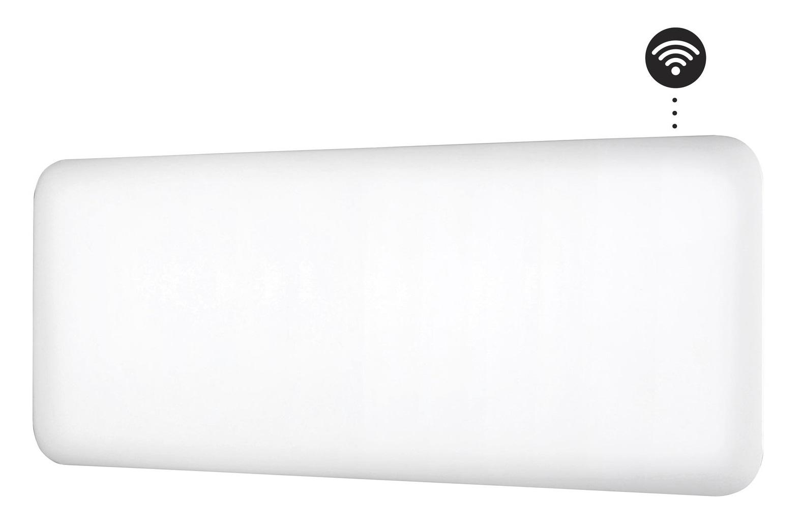 Eker Design WiFi 1200W hvit, dag- og nattsenkning
