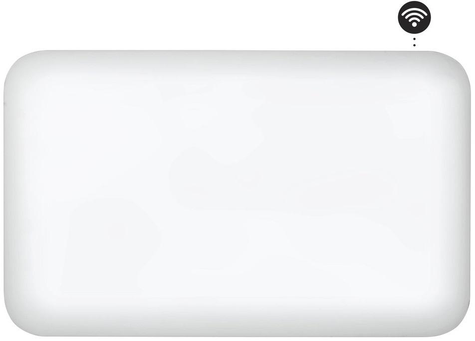Eker Design WiFi 600W hvit, dag- og nattsenkning