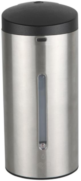 Wimpel Maid Automatic blank stål med sorte detaljer