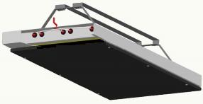 Wimpel ROS-2 2000W IP54