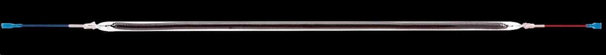 Wimpel HotSun 2500W tilbehør: Reserverør