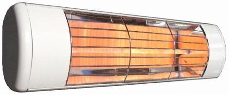 Wimpel LG 1500W hvit IP55
