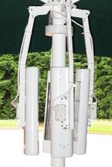 Terrassevarmer – Wimpel LG & GO tilbehør: Parasollarm