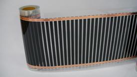 Varmefolie for tørrom 60W/m2