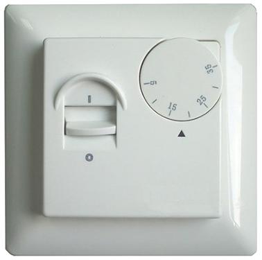 Termostat uten display