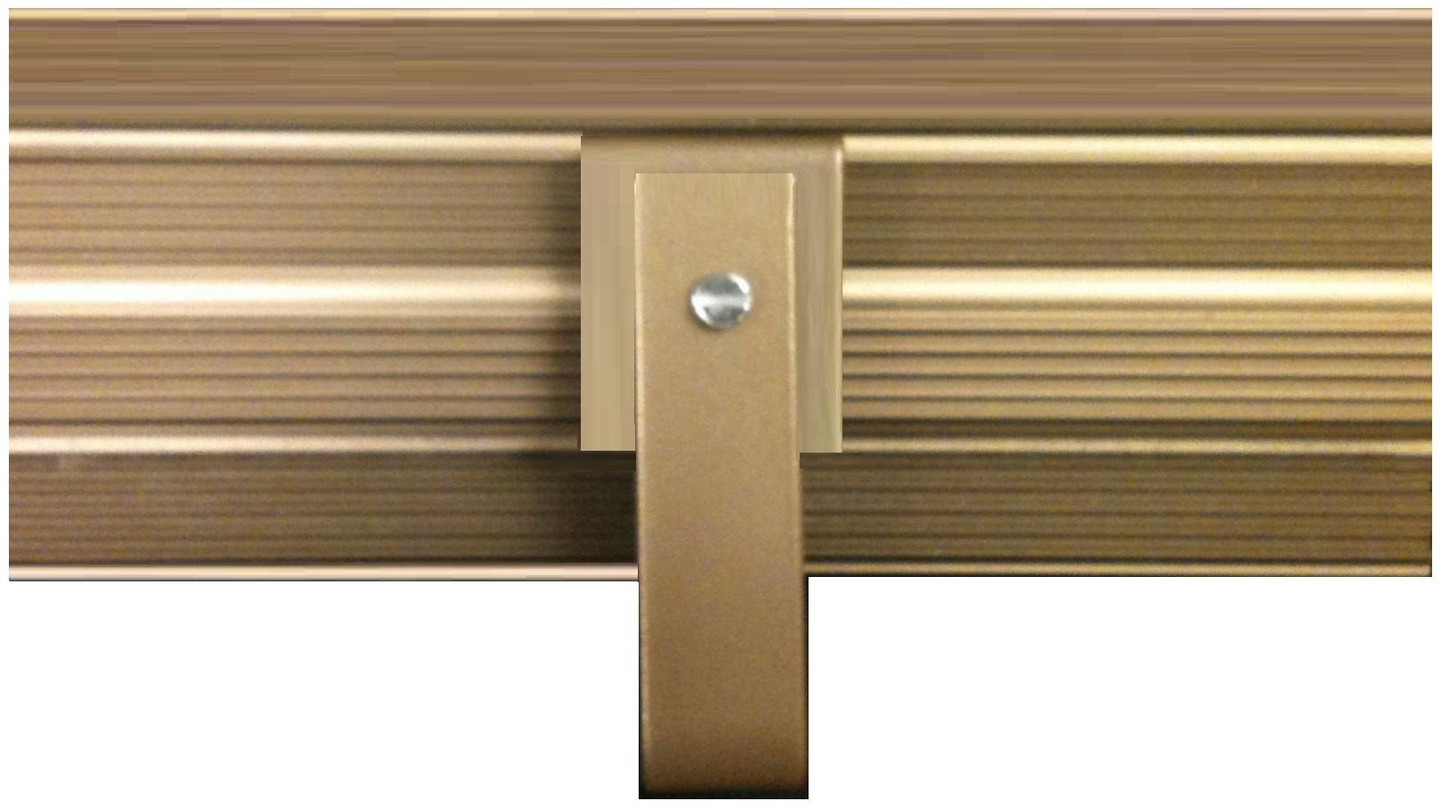 FX125k/t og FX175k/t tilbehør: Gulvbrakett bronse
