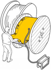 Wimpel Tinematte Standard 1000W
