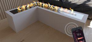 Wimpel Denver Corner e-Ribbon 100/100 innsats, elektronisk