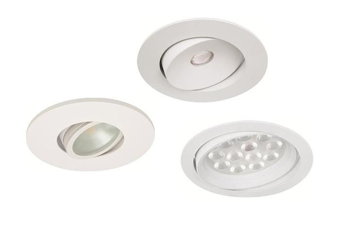 Downlights og spotlights