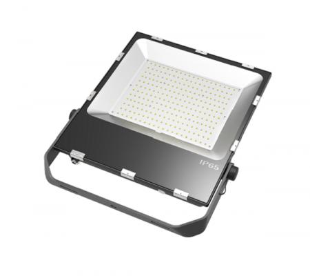 Flombelysning - Wimpel FloodPro lyskaster 200W LED IP65 - front TIL WEB