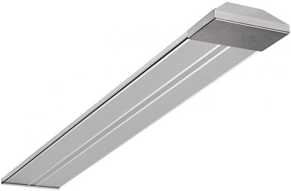Wimpel Tak/Vegg/Vinkel BA-2 600W sølv