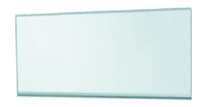 Wimpel Denver Line tilbehør: Ekstra glass kortside