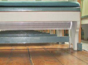 Elvarm BO400 L128cm/480W
