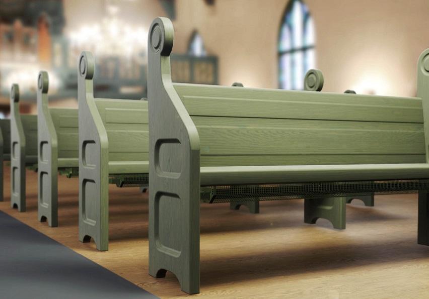 Benk- og kirkevarme